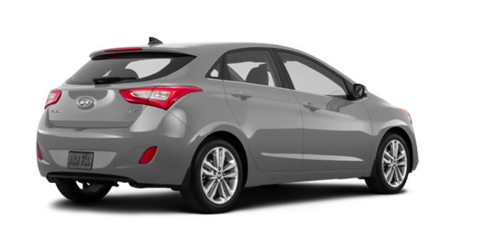 2017 Hyundai Elantra GT LIMITED | Photo 5 | Iron Gray