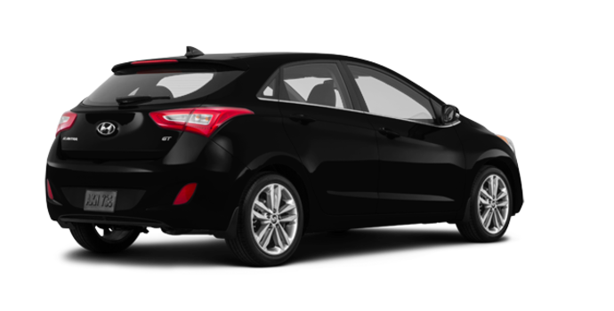 2017 Hyundai Elantra GT LIMITED | Photo 5 | Space Black