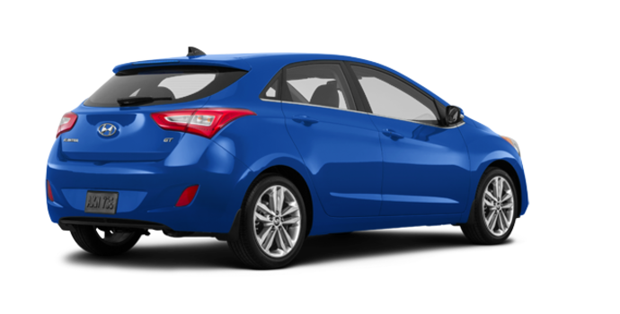 2017 Hyundai Elantra GT LIMITED | Photo 5 | Marina Blue