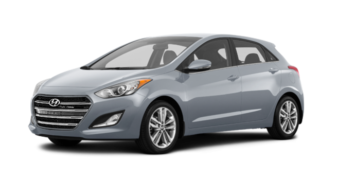 2017 Hyundai Elantra GT LIMITED | Photo 6 | Platinum Silver