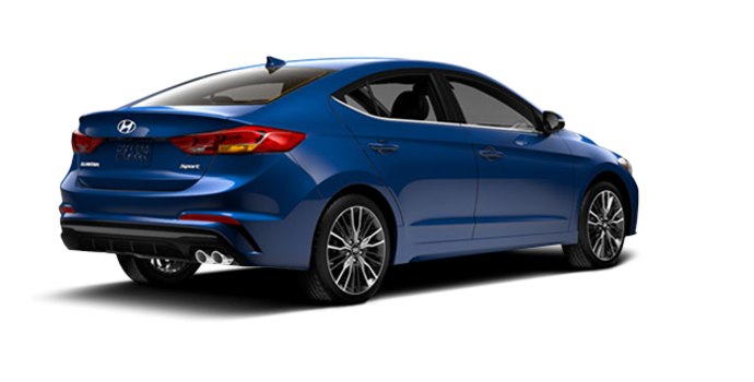 2017 Hyundai Elantra Sport TECH | Photo 5 | Marina Blue