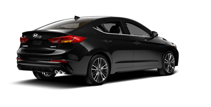 2017 Hyundai Elantra Sport TECH | Photo 5 | Space Black