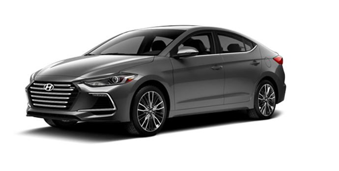 2017 Hyundai Elantra Sport TECH | Photo 6 | Iron Gray