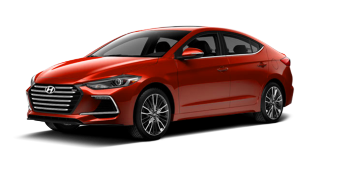 2017 Hyundai Elantra Sport TECH | Photo 6 | Orange Phoenix