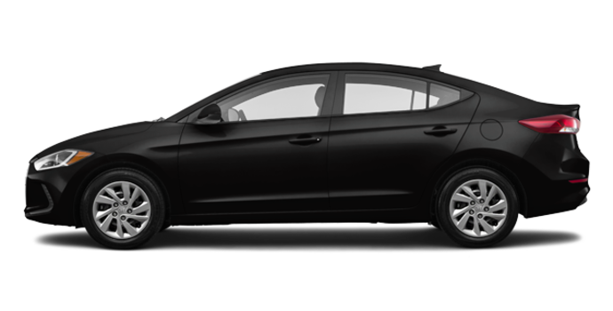 2017 Hyundai Elantra L | Photo 4 | Black Pearl