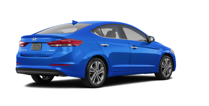 2017 Hyundai Elantra LIMITED | Photo 5 | Marina Blue