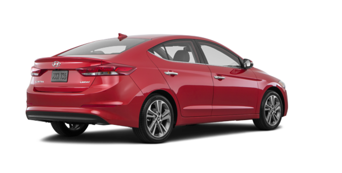 2017 Hyundai Elantra LIMITED | Photo 5 | Fiery Red