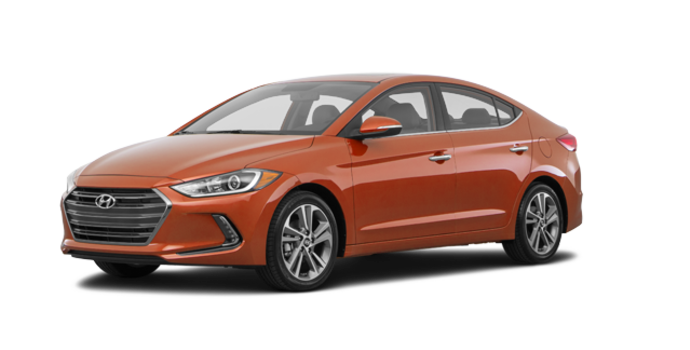 2017 Hyundai Elantra LIMITED | Photo 6 | Phoenix Orange