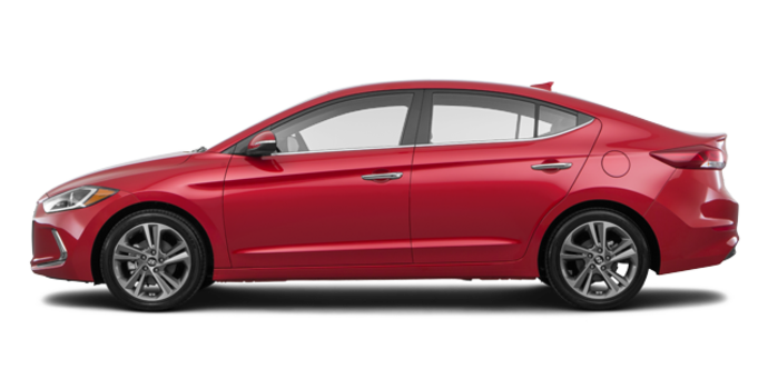 2017 Hyundai Elantra ULTIMATE | Photo 4 | Fiery Red
