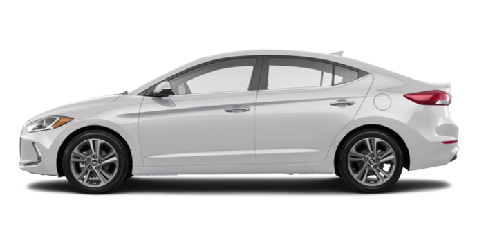 2017 Hyundai Elantra ULTIMATE | Photo 4 | Polar White