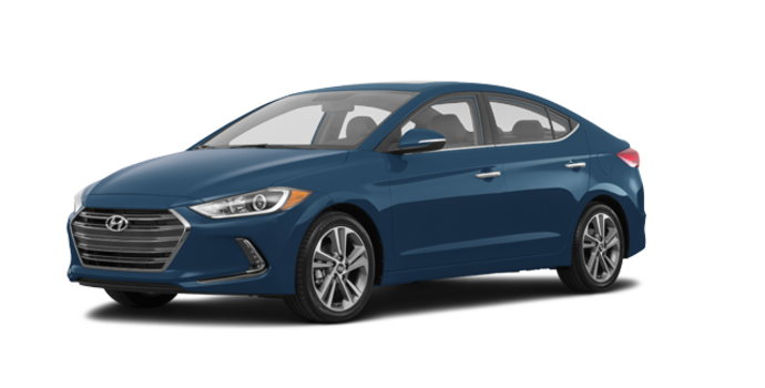 2017 Hyundai Elantra ULTIMATE | Photo 6 | Moonlight Blue