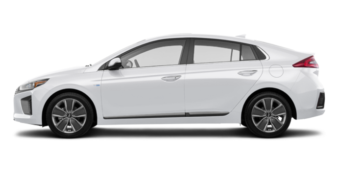 2017 Hyundai IONIQ LIMITED/TECH | Photo 4 | Polar White