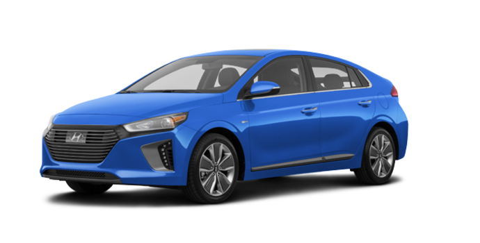 2017 Hyundai IONIQ LIMITED/TECH | Photo 6 | Marina Blue
