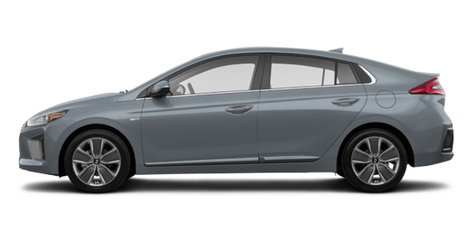 2017 Hyundai IONIQ LIMITED | Photo 4 | Iron Grey