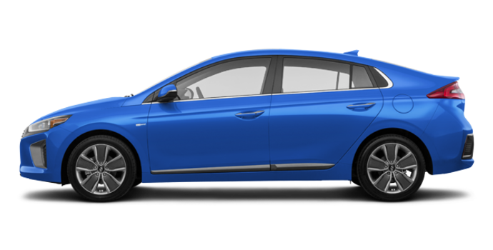2017 Hyundai IONIQ LIMITED | Photo 4 | Marina Blue