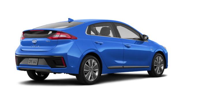 2017 Hyundai IONIQ LIMITED | Photo 5 | Marina Blue