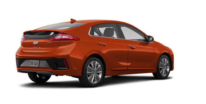 2017 Hyundai IONIQ LIMITED | Photo 5 | Phoenix Orange