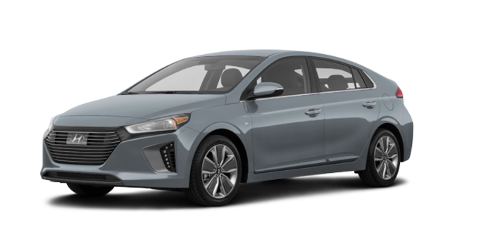 2017 Hyundai IONIQ LIMITED | Photo 6 | Iron Grey