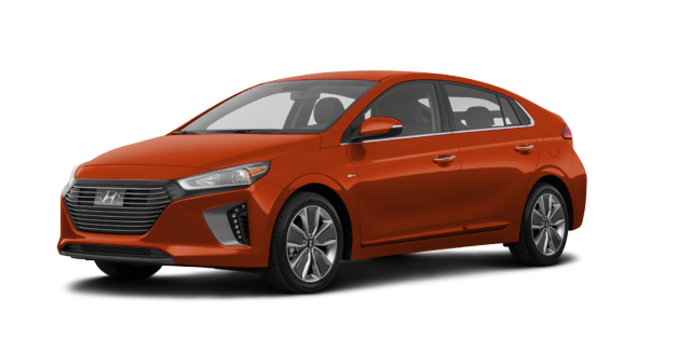2017 Hyundai IONIQ LIMITED | Photo 6 | Phoenix Orange