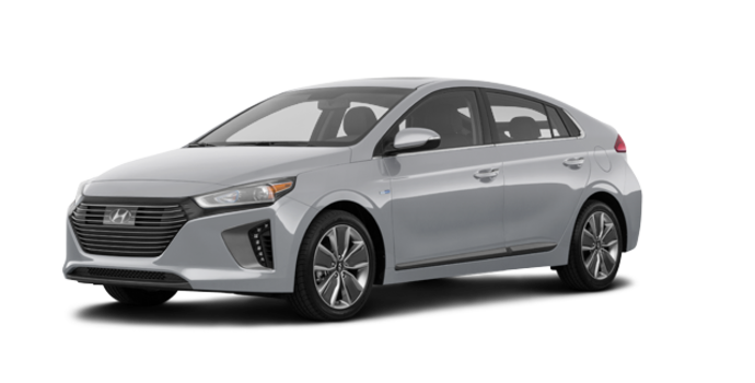 2017 Hyundai IONIQ LIMITED | Photo 6 | Platinum Silver