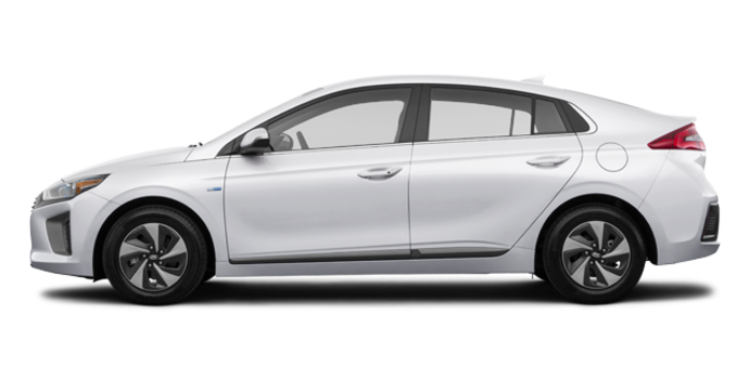 2017 Hyundai IONIQ SE | Photo 4 | Polar White