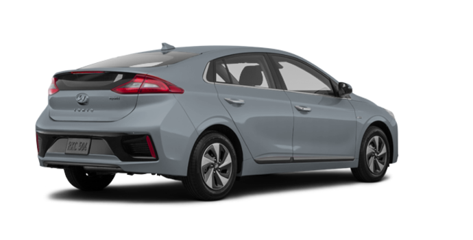 2017 Hyundai IONIQ SE | Photo 5 | Iron Grey