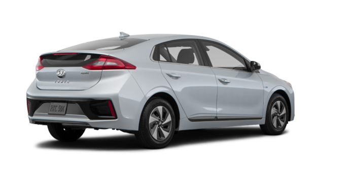 2017 Hyundai IONIQ SE | Photo 5 | Platinum Silver
