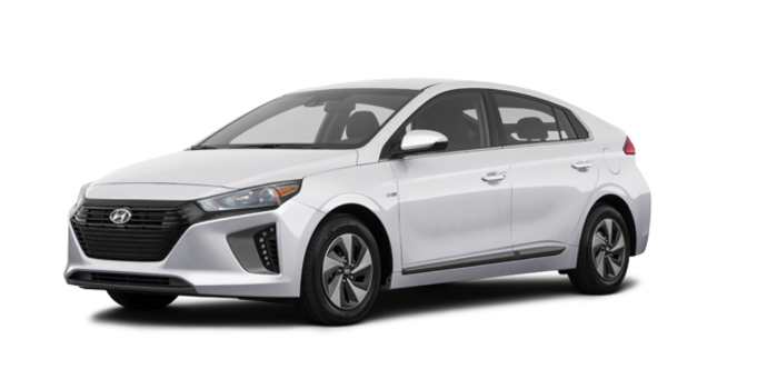 2017 Hyundai IONIQ SE | Photo 6 | Polar White
