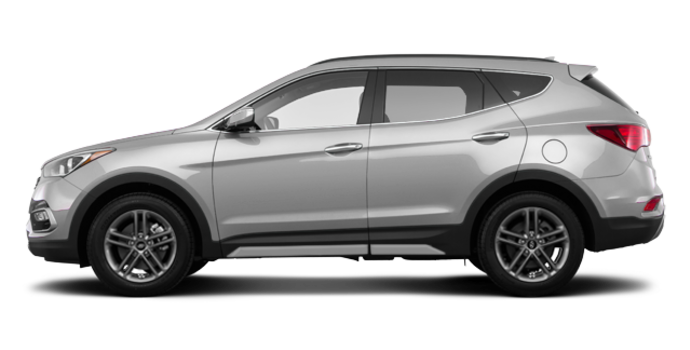 2017 Hyundai Santa Fe Sport 2.0T ULTIMATE | Photo 4 | Sparkling Silver