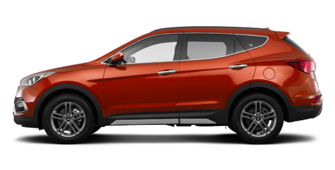 2017 Hyundai Santa Fe Sport 2.0T ULTIMATE | Photo 4 | Canyon Copper