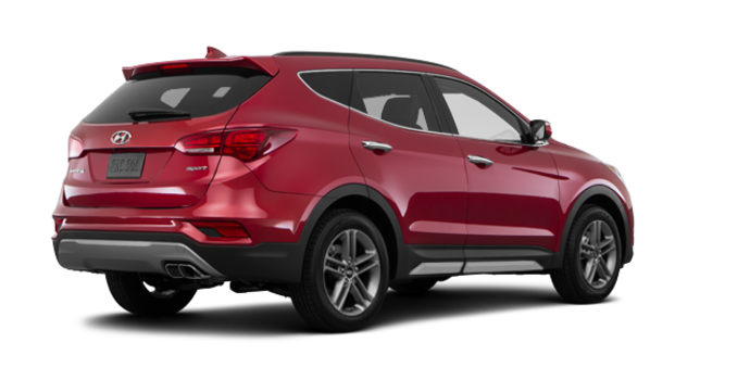 2017 Hyundai Santa Fe Sport 2.0T ULTIMATE | Photo 5 | Serrano Red
