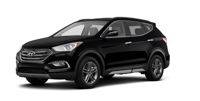 2017 Hyundai Santa Fe Sport 2.0T ULTIMATE | Photo 6 | Twilight Black