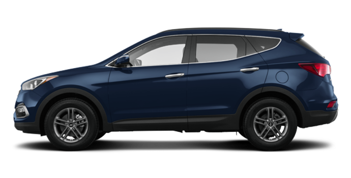 2017 Hyundai Santa Fe Sport 2.4 L LUXURY | Photo 4 | Marlin Blue
