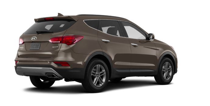 2017 Hyundai Santa Fe Sport 2.4 L LUXURY | Photo 5 | Platinum Graphite