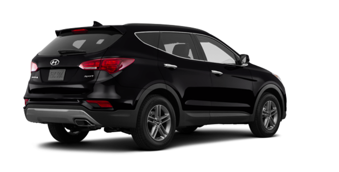 2017 Hyundai Santa Fe Sport 2.4 L | Photo 5 | Twilight Black