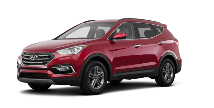 2017 Hyundai Santa Fe Sport 2.4 L | Photo 6 | Serrano Red