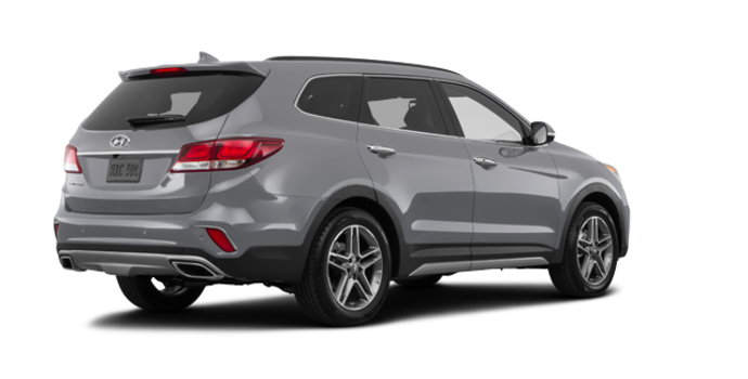 2017 Hyundai Santa Fe XL LIMITED | Photo 5 | Iron Frost