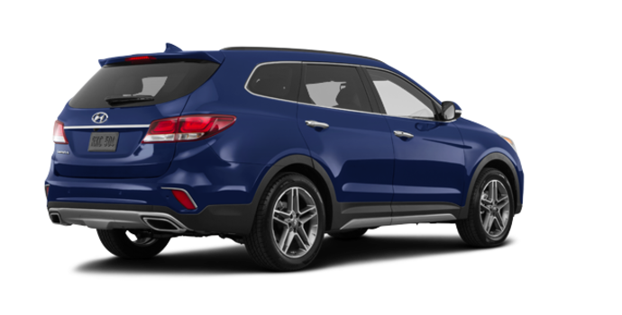 2017 Hyundai Santa Fe XL LIMITED | Photo 5 | Storm Blue