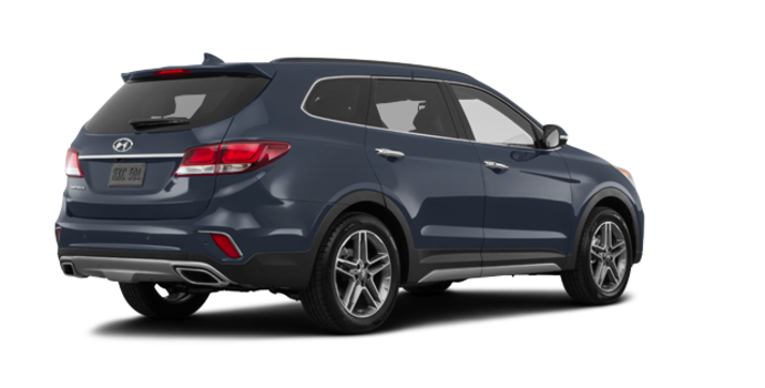 2017 Hyundai Santa Fe XL LIMITED | Photo 5 | Night Sky Pearl