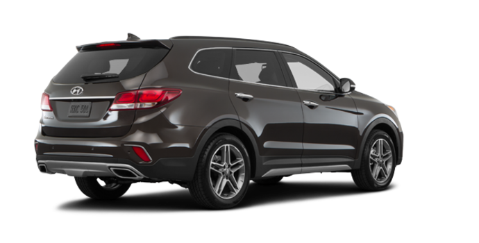 2017 Hyundai Santa Fe XL LIMITED | Photo 5 | Java Espresso