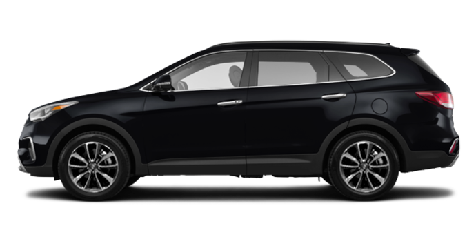 2017 Hyundai Santa Fe XL LUXURY | Photo 4 | Becketts Black