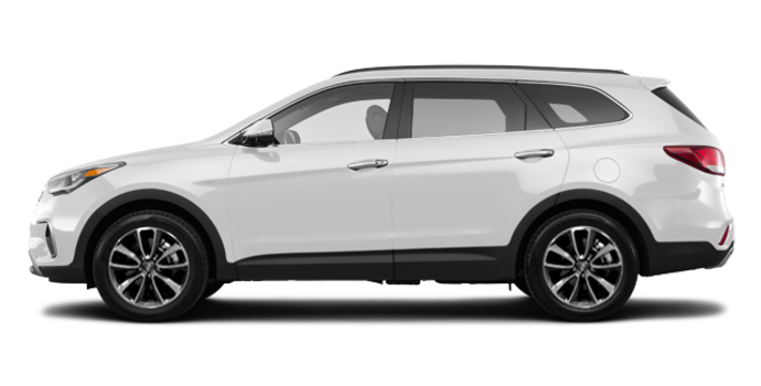 2017 Hyundai Santa Fe XL LUXURY | Photo 4 | Monaco White