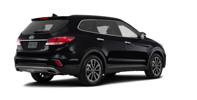 2017 Hyundai Santa Fe XL LUXURY | Photo 5 | Becketts Black