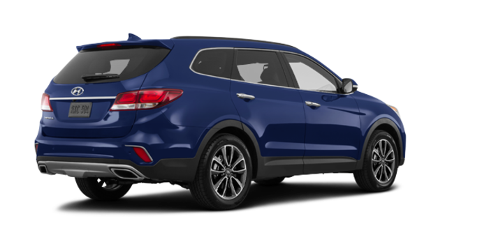 2017 Hyundai Santa Fe XL LUXURY | Photo 5 | Storm Blue