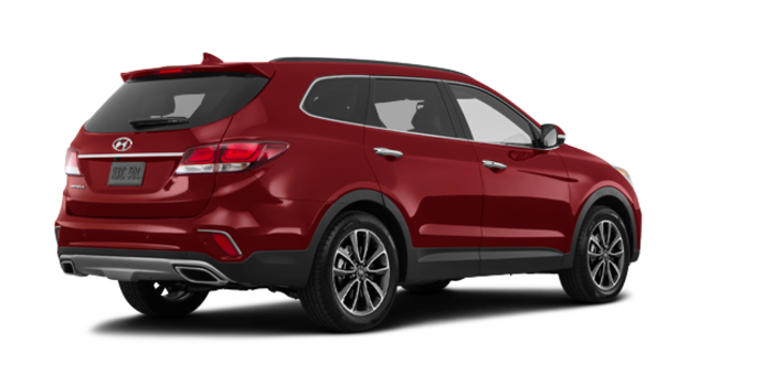 2017 Hyundai Santa Fe XL LUXURY | Photo 5 | Regal Red Pearl