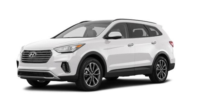 2017 Hyundai Santa Fe XL LUXURY | Photo 6 | Monaco White