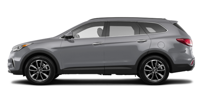 2017 Hyundai Santa Fe XL PREMIUM | Photo 4 | Iron Frost