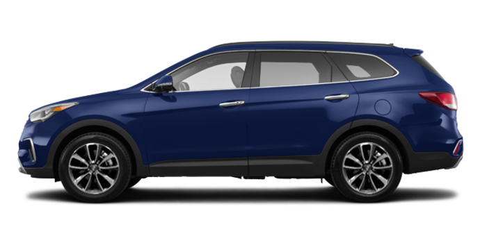 2017 Hyundai Santa Fe XL PREMIUM | Photo 4 | Storm Blue