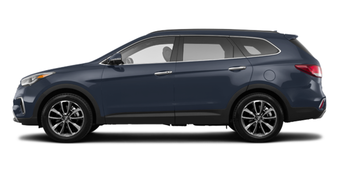 2017 Hyundai Santa Fe XL PREMIUM | Photo 4 | Night Sky Pearl