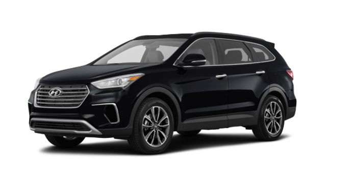 2017 Hyundai Santa Fe XL PREMIUM | Photo 6 | Becketts Black